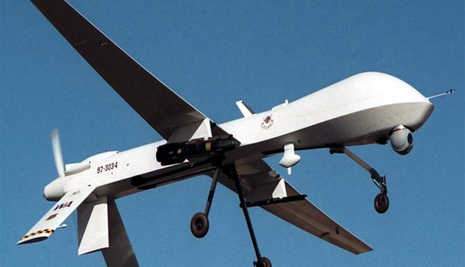 Foto: Trump a autorizat CIA să efectueze atacuri cu dronă