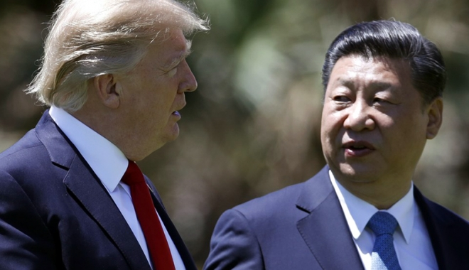 """Foto: Trump: """"Sunt extrem de dezamăgit de China"""""""