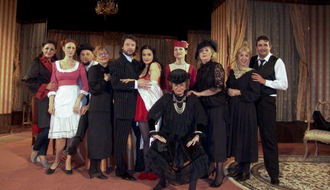 Foto: GAIȚELE vă așteaptă, joi și vineri, la Teatrul de Stat Constanța