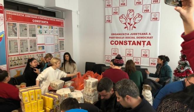Tinerii din PSD Constanța, daruri pentru nevoiași - tsddaruieste-1514284042.jpg