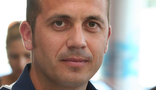 Foto: Comisarul şef Tudorel Dogaru, noul adjunct al IPJ Constanţa
