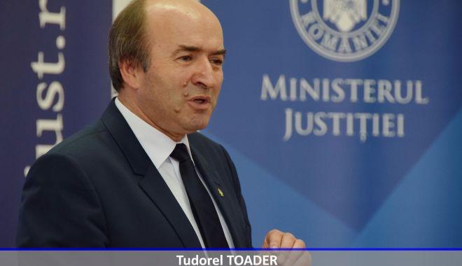 Foto: Reacția ministrului TUDOREL TOADER după ce Iohannis a anunțat că nu o revocă pe Kovesi