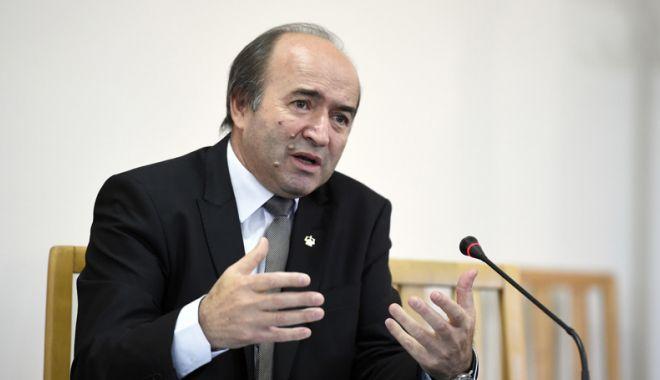 Foto: Ministrul Tudorel Toader, mesaj  de stabilitate adresat procurorilor