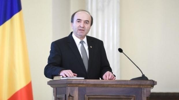 Foto: Tudorel Toader, despre o eventuală punere sub acuzare a preşedintelui: E treaba procurorilor, şi nu a unui ministru