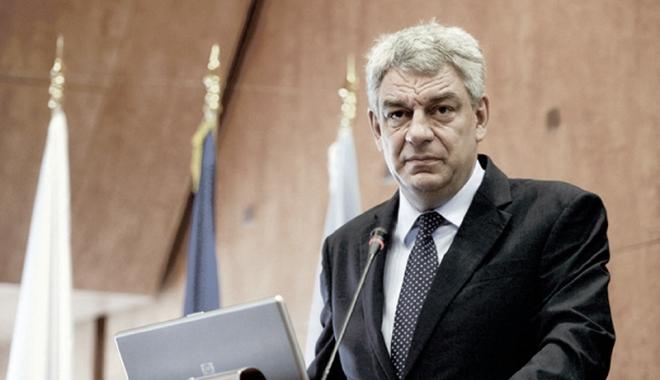 Foto: Premierul Mihai Tudose: Eu sunt republican