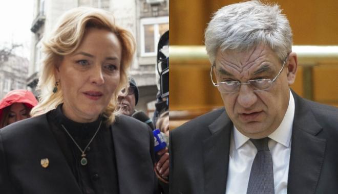 Foto: Mihai Tudose: Cu un ministru care-și permite să mă mintă nu mai am ce lucra