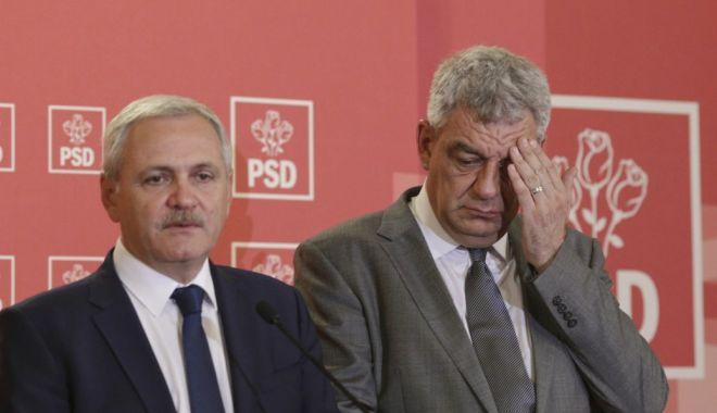 """Foto: Mihai Tudose o dă la-ntors în """"scandalul Dragnea"""". """"N-am semnat scrisoarea!"""""""