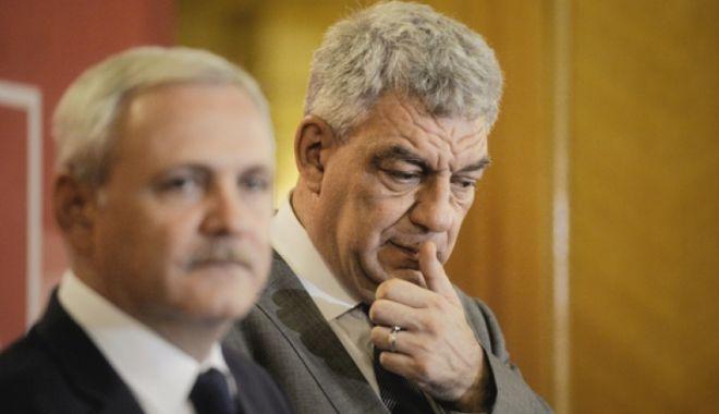 Foto: Mihai Tudose, atac violent: Liviu Dragnea va sta până îngroapă PSD
