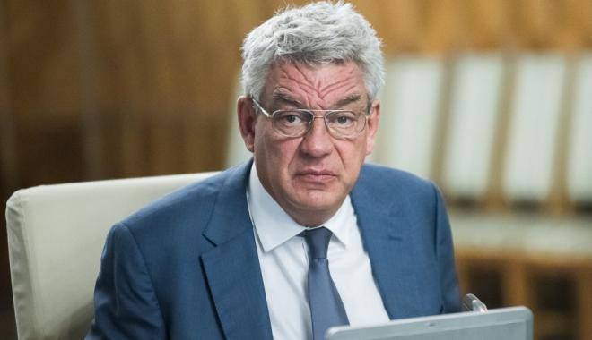 Foto: Premierul Mihai Tudose: Transferul contribuţiilor de la angajator la angajat se va face miercuri prin ordonanţă de urgenţă