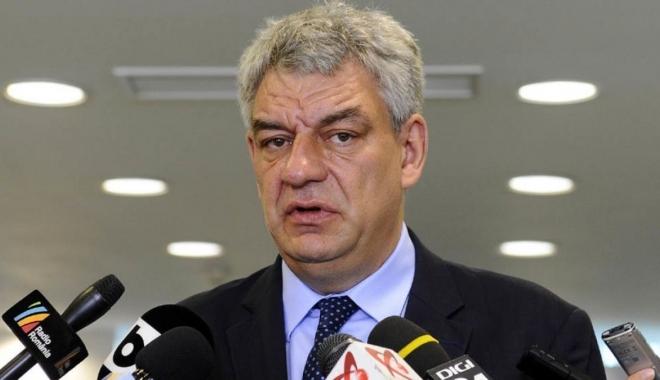 """Foto: Premierul Mihai Tudose: """"Nu se desfiinţează Pilonul II de pensii"""""""