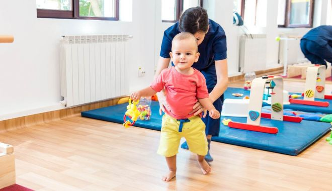 Cât de grave sunt tulburările de mers la copii