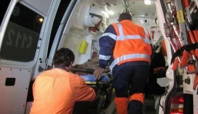 Accident devastator în Tulcea: 5 victime în urma unui impact violent