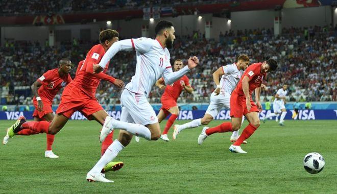 Foto: CM 2018. Anglia a învins, cu mare dificultate, Tunisia