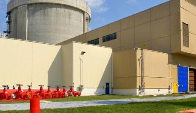 Foto: Turbogeneratorul U1 CNE Cernavoda a fost reconectat la Sistemul Energetic Naţional
