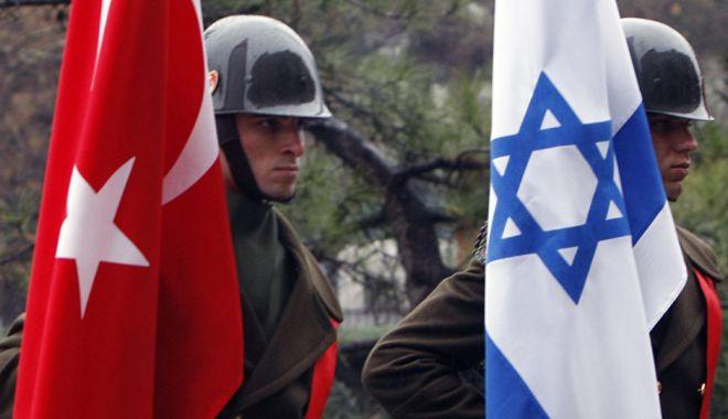Foto: Israelul acuză Turcia că sprijină activităţile Hamas de spălare de bani