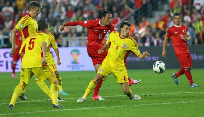Foto: Amicalul România - Turcia se va disputa la Cluj