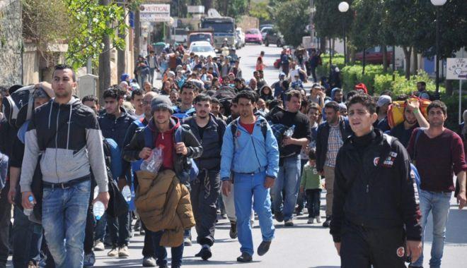 Foto: Turcia se pregătește  pentru un nou aflux de sirieni