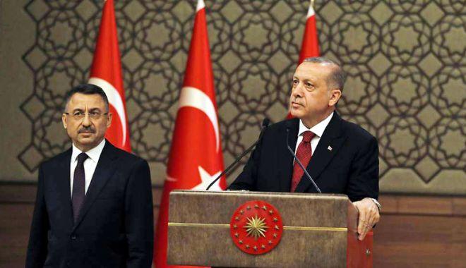Foto: Turcia dublează tarifele la unele importuri  din Statele Unite