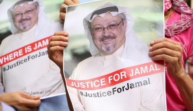 Foto: Turcia doreşte o anchetă internaţională în afacerea Khashoggi