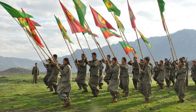 Foto: Turcia şi Iranul vor lansa o operaţiune comună împotriva PKK