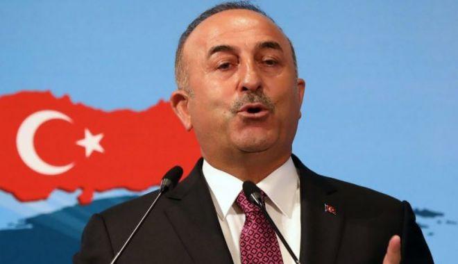 Foto: Turcia condamnă decizia SUA referitoare la Corpul Gărzilor Revoluţionare din Iran