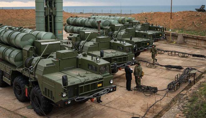 Turcia nu renunţă la achiziţia de rachete ruseşti S-400 - turcia-1559675795.jpg