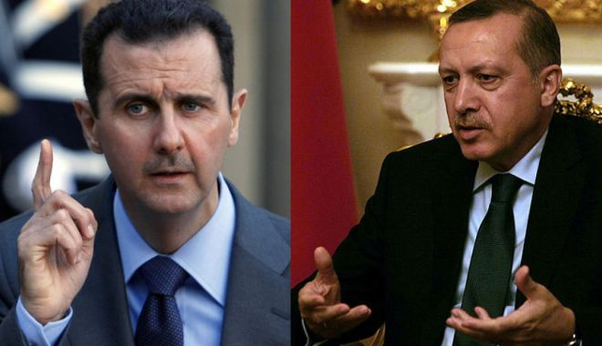 """Foto: """"Turcia nu trebuie să devină un stat dușman pentru Siria"""""""