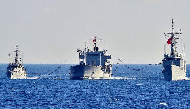 Foto: Grecia anunță reducerea tensiunilor cu Turcia în estul Mării Mediterane