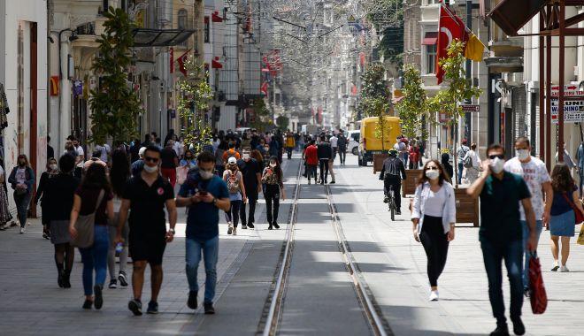 Turcia începe relaxarea restricțiilor dure anti-Covid - turcia-1624367271.jpg