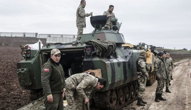 Foto: Turcia a întreprins lovituri aeriene împotriva PKK în nordul Irakului