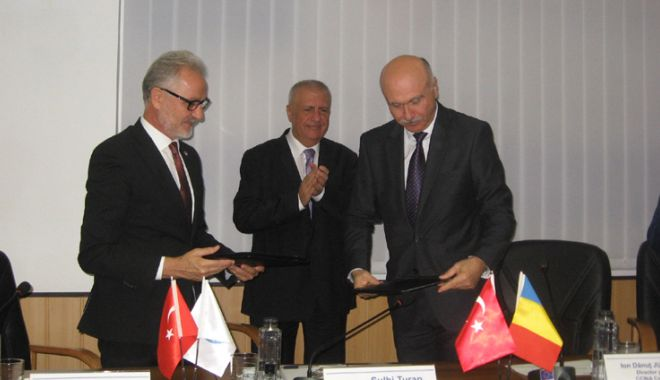 Foto: Turcii sunt invitați să deschidă  unități de producție în Constanța
