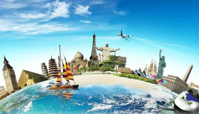 Foto: INS. Cu cât a crescut turismul în ultimele luni