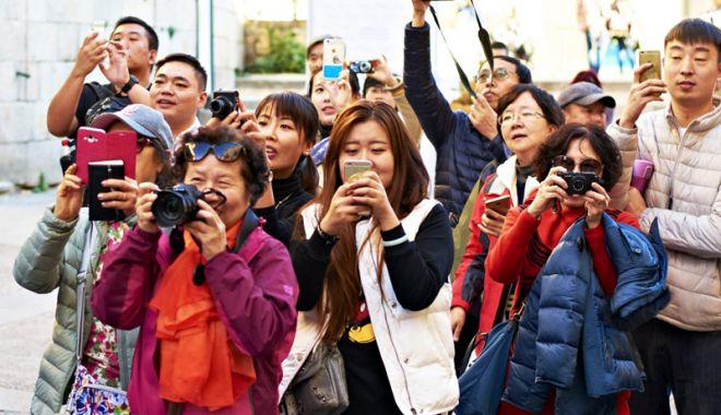 Foto: Vin chinezii! Constanţa, pregătită să-şi întâmpine turiştii din Asia