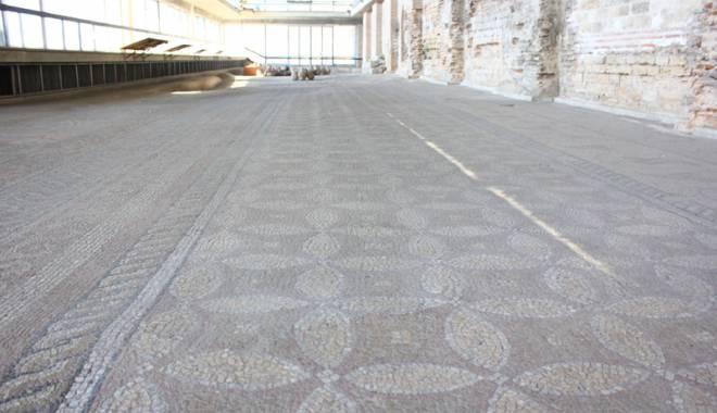 Soarta Edificiului Roman cu Mozaic, între ștampile, contre și lipsa banilor - turismcultural16-1432132754.jpg