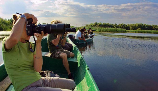 Foto: De ce aţi alege să vă petreceţi concediul în Delta Dunării