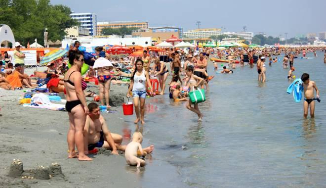 Foto: Peste 7.000 de turişti israelieni, aşteptaţi la vară, pe litoral