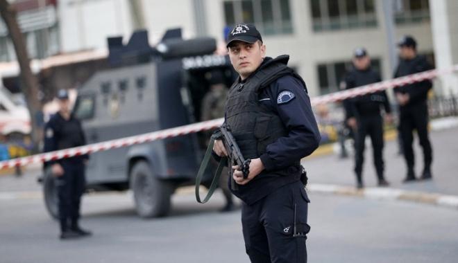 """Foto: ALERTĂ ÎN TURCIA! ATENTAT """"SPECTACULAR"""" la Istanbul, dejucat de poliţia antiteroristă"""