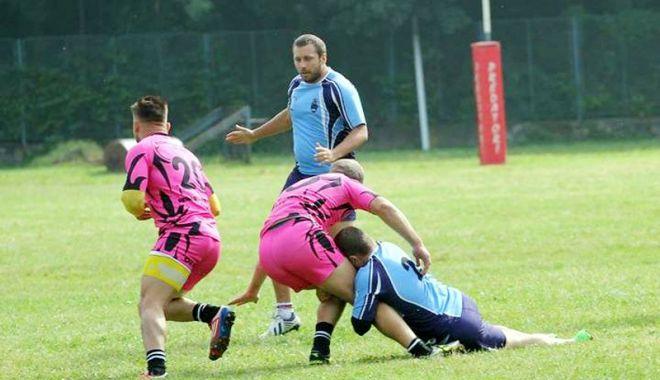 Foto: Turneu de rugby în 7, sâmbătă, la Năvodari