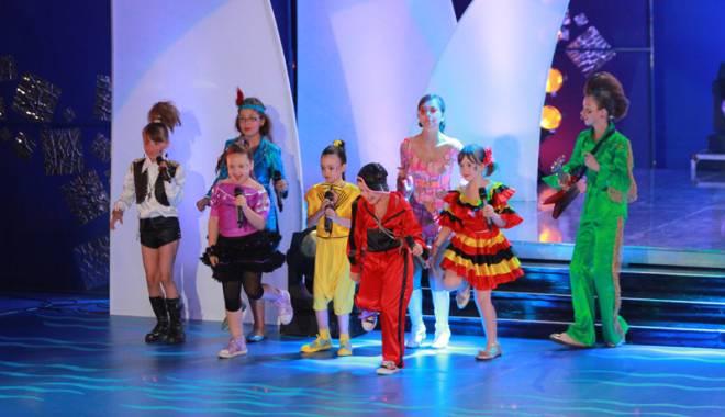 """Foto: Turneu  de preselecţie pentru Festivalul """"Mamaia Copiilor"""""""