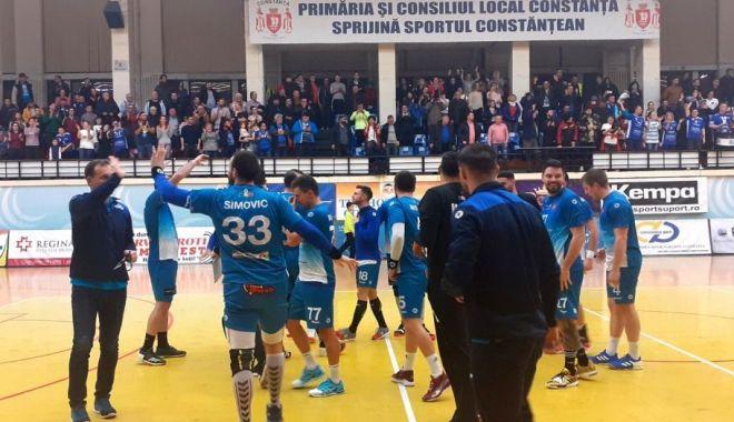 Foto: Turneul Final 4 al Cupei României la handbal nu va mai avea loc la Constanța