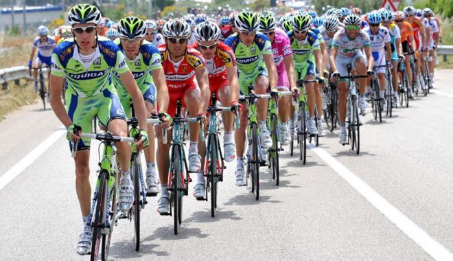 Foto: Turul Dobrogei la ciclism a fost reprogramat