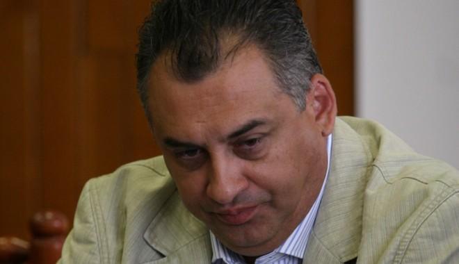 Foto: Mazăre îi recomandă lui Tusac să se retragă din cursa pentru Primăria Mangalia
