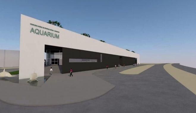 Foto: CJC, planuri pentru construcția unui nou acvariu.