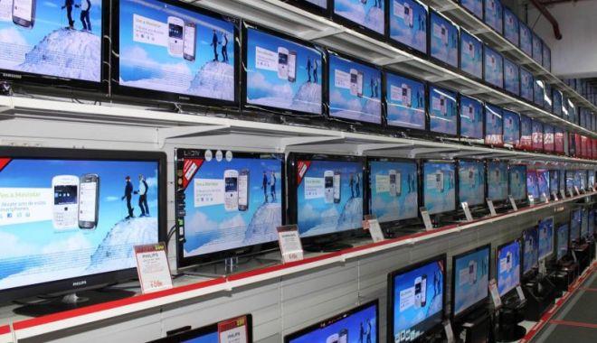 """Foto: Televizoarele, incluse în """"Rabla pentru electrocasnice"""""""