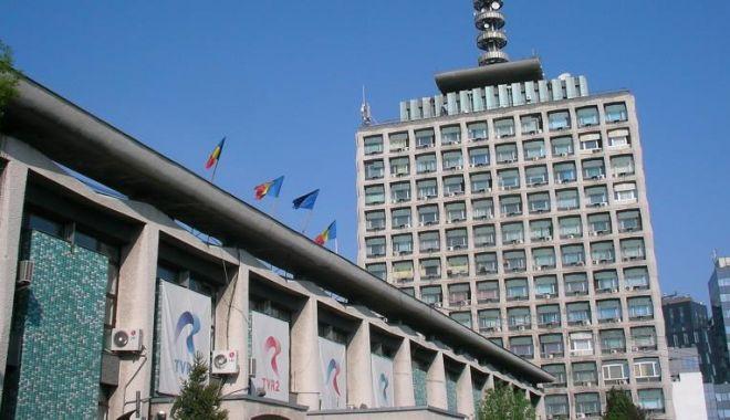 Foto: TVR va participa la concurs pentru obținerea unei frecvențe naționale pentru canalul TVR Moldova