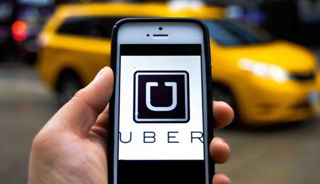 Foto: Lovitură dură pentru şoferii de Uber şi Taxify