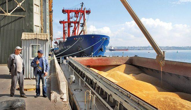 Foto: Ucraina - un jucător major pe piața cerealelor de la Marea Neagră