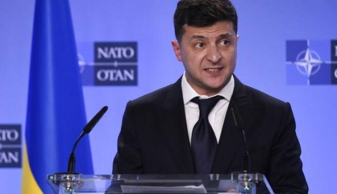 """Foto: """"Ucraina va adera la NATO doar după o consultare populară"""""""