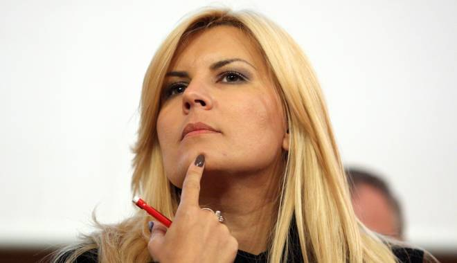 Foto: Elena Udrea l-a denunţat la DNA pe şeful SRI