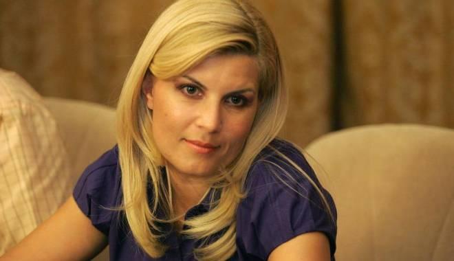 Foto: Elena Udrea, AMENINȚATĂ în închisoare de un deținut